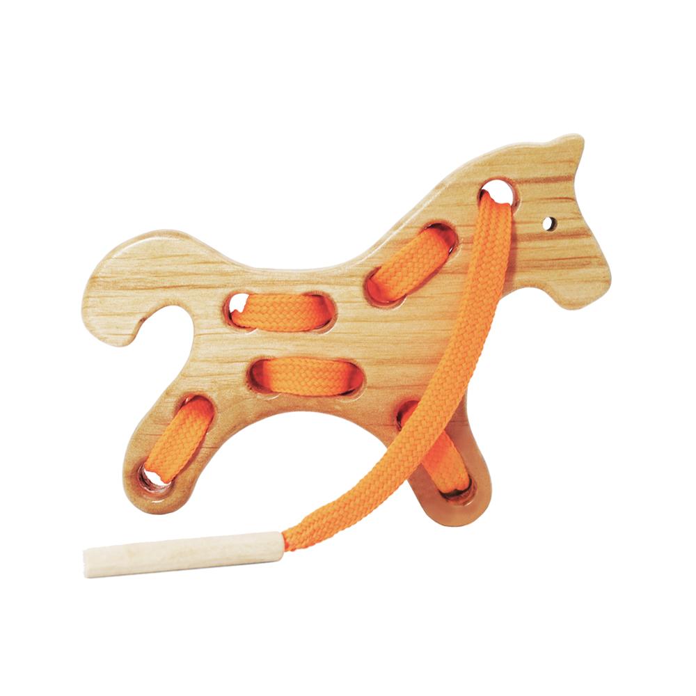 ცხენი თასმით
