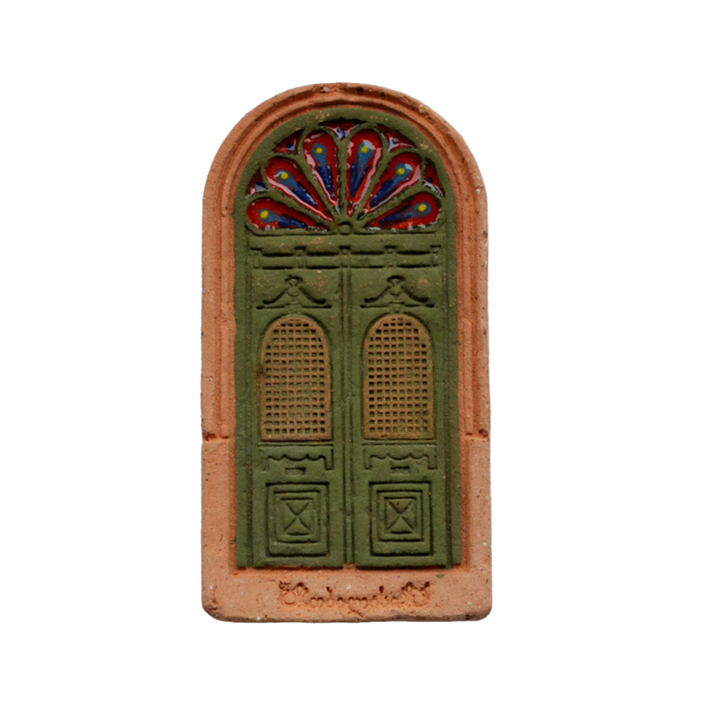 Magnet door